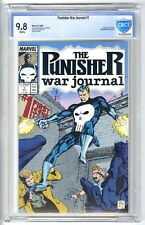 The PUNISHER WAR JOURNAL #1 CBCS 9.8 (1988) PUNISHER ORIGIN RETOLD NOT CGC