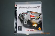 Ridge Racer 7 PS3 Playstation 3 **FREE UK POSTAGE**