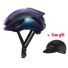 ROCKBROS Bicycle Helmet Road Helmet Integrated Helmet Size 58-61CM For Cycling
