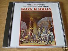 CD Album: Guys & Dolls : Original Broadway Cast