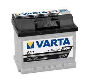 VARTA BLACK DYNAMIC CAR BATTERY A17 12V (UK REF 063)