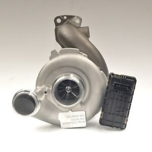 TURBO WITH ELECTRONIC ACTUATOR FOR MERCEDES / JEEP / CHRYSLER OM642 765155