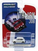 Mini Cooper  White - The Italian Job 1969 1:64 (Greenlight 44880C)