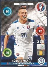 PANINI EURO 2016 ADRENALYN XL CARD- #357-SLOVAKIA-ROBERT MAK