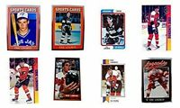 (8) Eric Lindros Odd-Ball Trading Card Lot