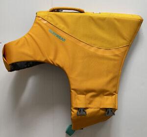 Ruffwear Float Coat, Yellow, Size Large