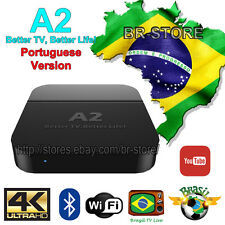 A2 Portuguese TV Box well as HTV5 4K IPTV Internet Live Brazil Drama/Shows/Movie