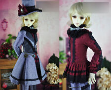 1/3 BJD 60-62cm SD13 Luts Delf Boy Doll Clothes Outfit Set dollfie ship US