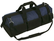 "Heavy Duty Tool Bag 24"" - Lx Wx H: 610 x 235 x 260mm - Max. Load Capacity 20kg"