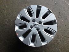 Original Kia Rio 3 Typ UB Alufelgen 6 x 16 ET43 16 Zoll 1 Stück Neuwertig!!! TOP