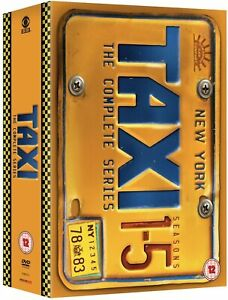 TAXI-  THE COMPLETE SERIES - DVD
