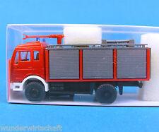 Roskopf H0 452 MB 1222 TRO-TLF 16-T Feuerwehr Mercedes Bachert OVP HO 1:87 RMM