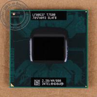 Intel Core 2 Duo T7500 - 2.2 GHz 800 MHz SLAF8 SLA44 Socket 479,Socket P CPU