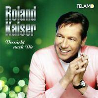 ROLAND KAISER - VERRÜCKT NACH DIR   CD NEU