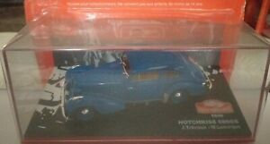Hotchkiss 688gs 1949 rallye monte carlo 1/43 ixo