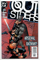 Outsiders #22  DC Comic Book (3rd Series) 2005 VF/NM