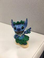 "Official Disney Licensed  Lilo And  Stitch Hawaiian Luau Figurine, 2"" New"