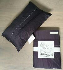 KYLIE MINOGUE Fortini Luxury bedding: Double Duvet Cover & Matching Cushion NEW