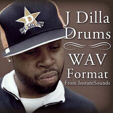 J Dilla JAY Dee Underground Hip Hop Rap Drum Sound WAV Akai MPC FL Studio Sample