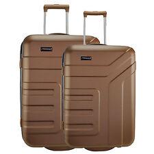 Travelite Vector 2-wheel Suitcaseset 2 pcs (braun)