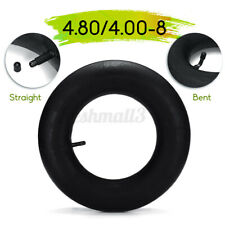 INNER Tube Tyres 4.80/4.00-8 Straight/Bent Trolley Air Valve Pneumatic Wheel !