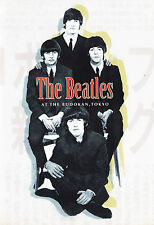 THE BEATLES - DVD - AT THE BUDOKAN, TOKYO