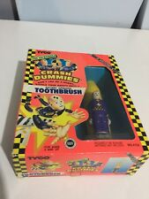 The Incredible Crash Dummies Battery Operated Toothbrush