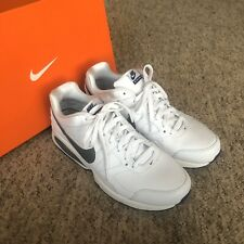 Nike Air Icarus + White Lace Up Trainers UK9.5