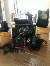 Nikon D850 Kit con AF-S 24-120mm VR Lens AF-S 50mm F/1.4G & AF-S 14-24mm F/2.8G