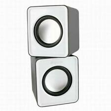 USB Speakers for PC LAPTOP TABLET Approx 2.0 Mini Stereo Speakers, 5W RMS,