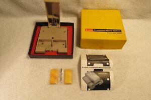 Vintage Kodak Presstape Movie Splicer 8mm and 16mm Original Box