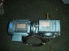 SEW-EURODRIVE  DRE90L4/S67DRE90L4 Helical Gearmotor 3PH, 2HP 1740/17 RPM