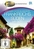 DVD Francia Sud di Br Fernweh 3DVDs Guida viaggio dvd con Consigli di autoctoni