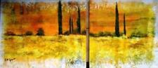 Malerei Unikat Handgefertigt Original im Impressionismus-Stil mit Acryl-Technik