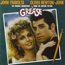 Grease (1978/91) Olivia Newton-John, John Travolta, Frankie Valli, Sha-na.. [CD]