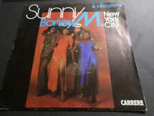 BONEY M, DISQUE, VINYLE 45 TOURS, SUNNY, SINGLE, VINYL RECORD