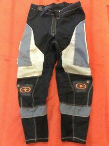 """NO FEAR MX Division Spectrum MOTOCROSS PANTS SIZE 28"""" Dirt Bike Riding Pants"""