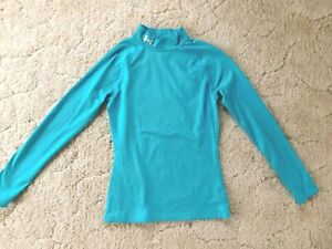 Under Armour fitted cold gear top, Youth S