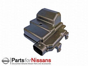 Genuine Nissan Rogue Air Intake Resonator Assembly - NEW OEM 16585-4BA1A