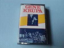 GENE KRUPA  -  MUSICASSETTA