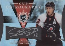 07-08 The Cup CHIROGRAPHY AUTO xx/50 Made! Simon GAGNE - Flyers