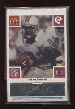 1986 McDonalds FB Miami Dolphins Blue Set NRMT/MT