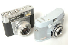 IKON ZEISS TENAX AUTOMATIC AND IKONETTE. VERY NICE, BUT FOR PARTS OR REPAIR