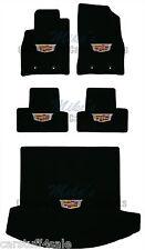 Lloyd CLASSIC LOOP™ 5 PIECE SET 2015-2016 Cadillac ELR *Logo on all 5 FLOOR MATS