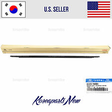 FRONT DOOR WINDOW SWEEP-BELT MOLDING WEATHERSTRIP RIGHT 822201W001 KIA RIO 12-17