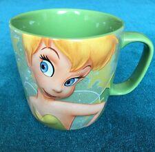 """Disney Store Peter Pan """"Tink"""" Tinker Bell 3D Large Mug Tinkerbell"""