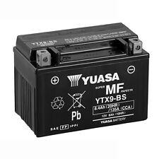 Yuasa YTX9-BS Batterie AGM 12V 8AH Quad Starterbatterie LTZ 400 KFX 400 DVX TRX
