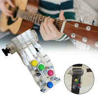 Guitar Learning System Teaching Practice Aid Guitar w/True Tone Chromatic Tuner