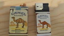 Vintage Camel lighter qty. of two