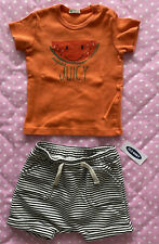 Benetton & Old Navy Outfit 6-12 Months